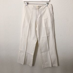 Ralph Lauren Black Label White Pants